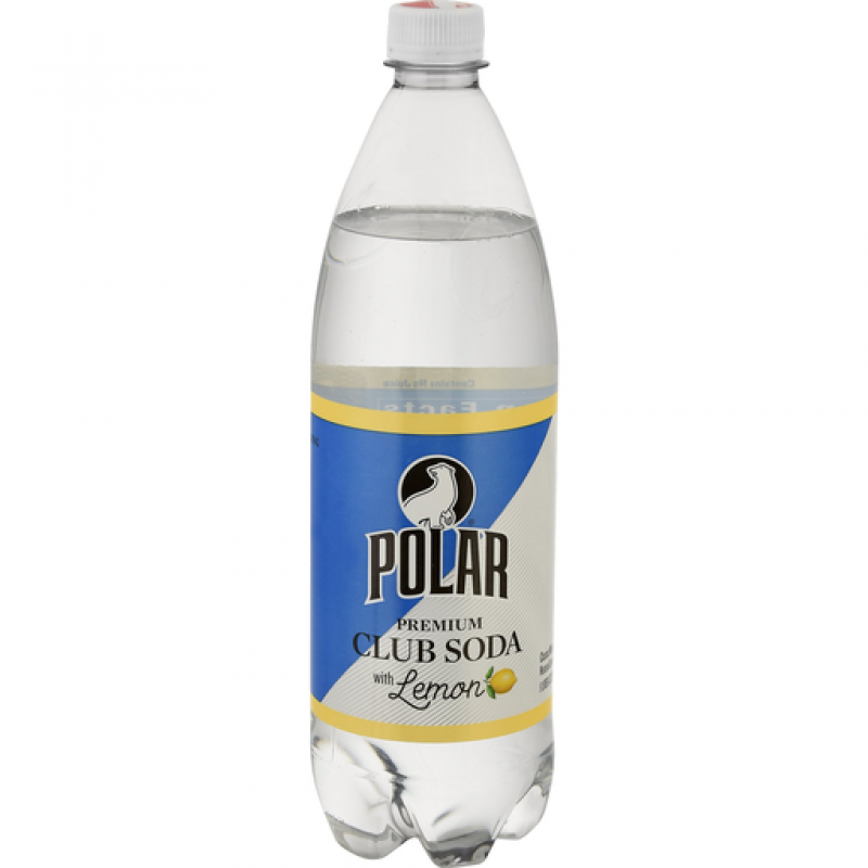 POLAR CLUB SODA 1LT