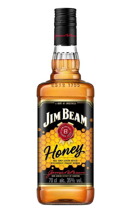 JIM BEAM HONEY 750ML