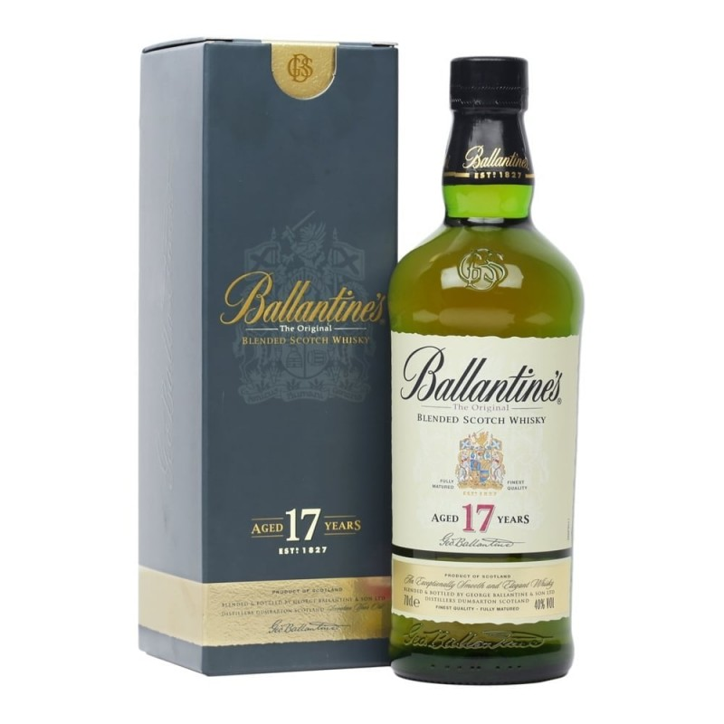 BALLANTINES 17 ANOS 750ML