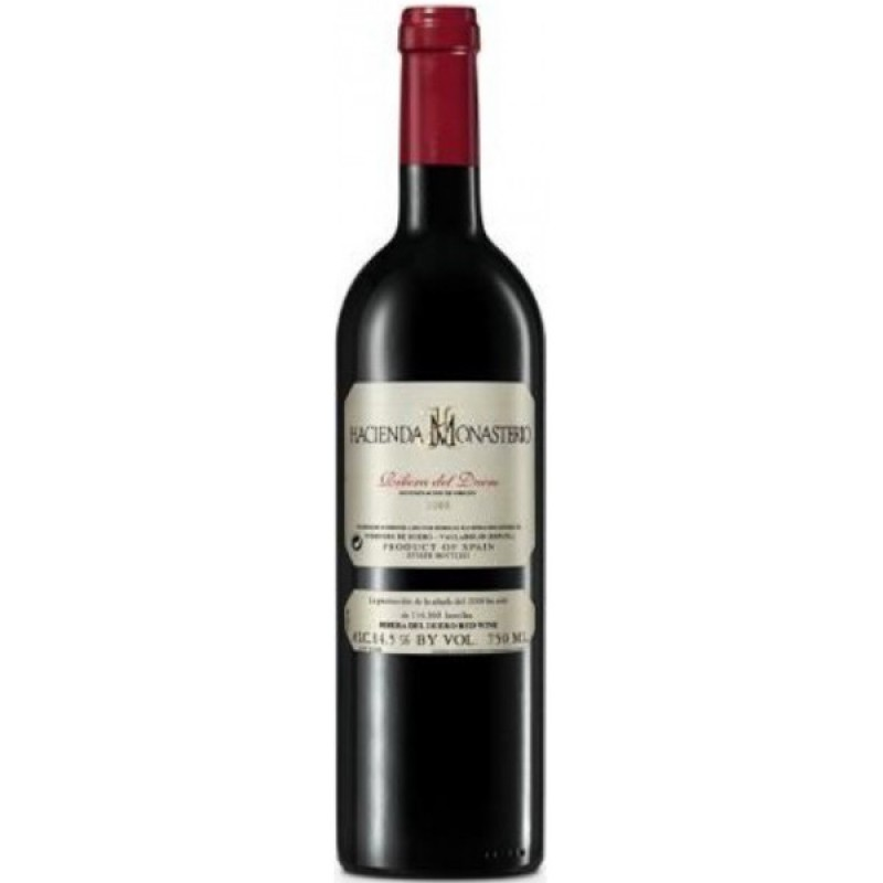 HACIENDA MONASTERIO 750ML