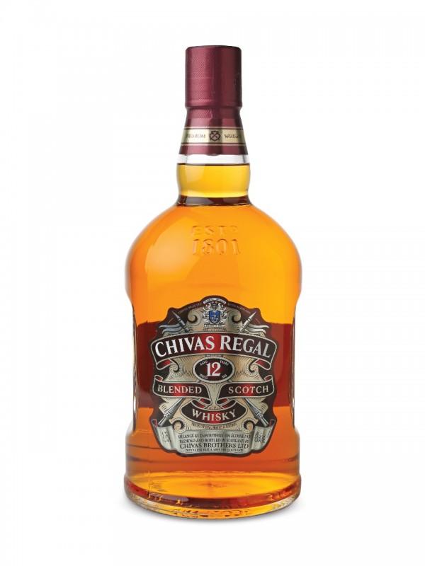 CHIVAS REGAL 12 ANOS 1750ML