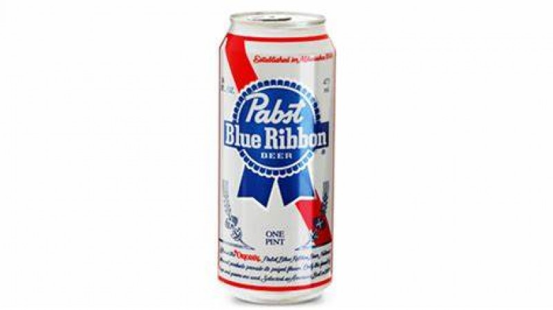 PABST BLUE RIBBON 355ML LATA