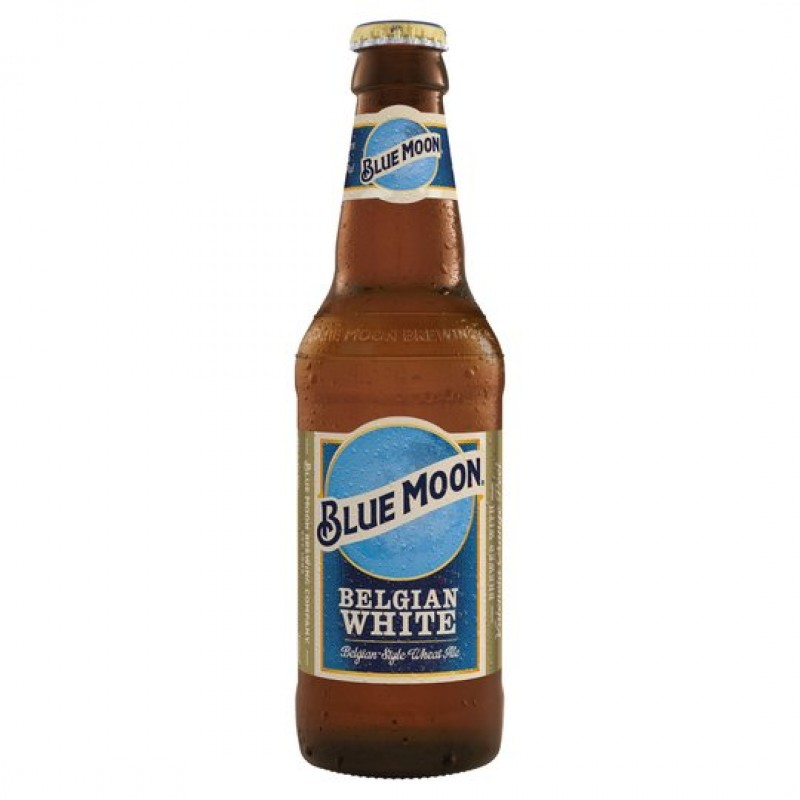 BLUE MOON BELGIAN WHITE 330ML
