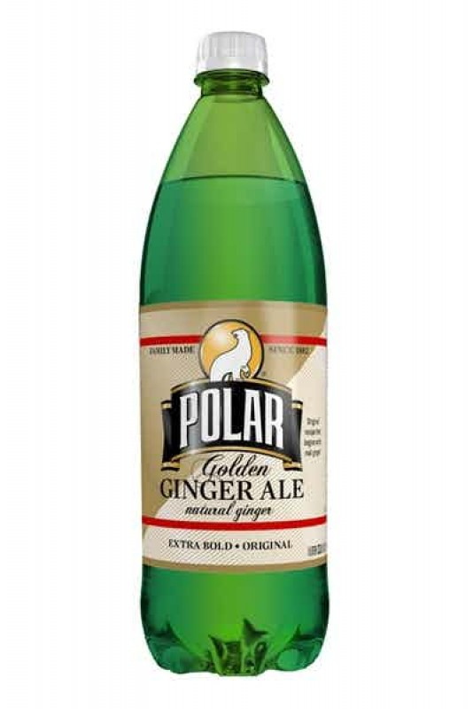 POLAR GINGER ALE 12OZ