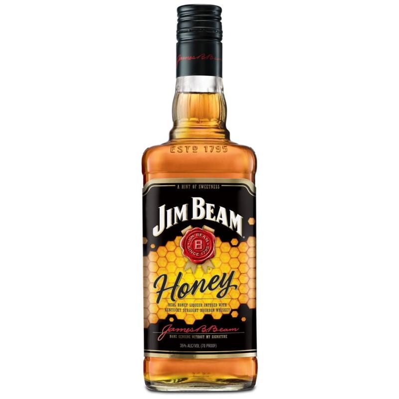 JIM BEAM HONEY 1000ML