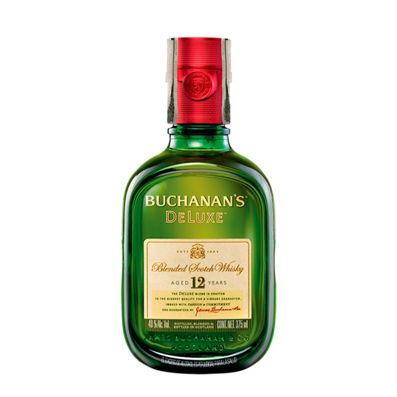 BUCHANAN'S 12 ANOS 375ML