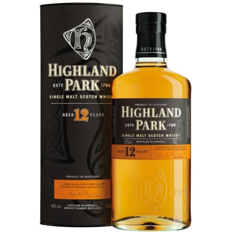 HIGHLAND PARK 12 ANOS 750ML